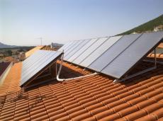 Solar Térmico Centro Paroquial Penha Garcia